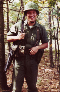 Lt. Paul J. Travers U.S. Marines (circa 1970)